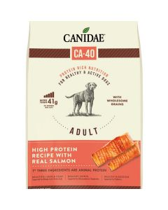 Canidae CA-40 High Protein Real Salmon Dry Dog Food  7lb