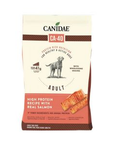 Canidae CA-40 High Protein Real Salmon Dry Dog Food  25lb