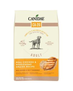 Canidae CA-20 Real Chicken Wholesome Grains Dry Dog Food 7lb