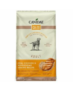 Canidae CA-20 Real Chicken Wholesome Grains Dry Dog Food 25lb