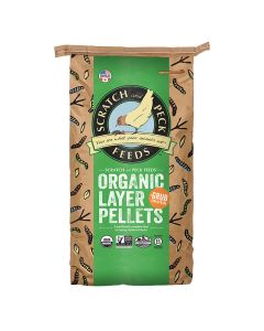 Rio Grande S&p Naturally Free Layer 16% Grub, 35lb