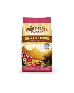 Whole Earth Small Breed Dry Dog Food 12lb