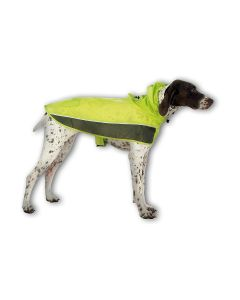 Ultra Paws Pooch Pocket Raincoat X-Petite