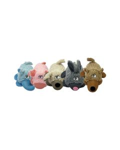 Multipet Bangle Buddies Plush Dog Toy