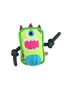 Mad Cat Mega Plush Monster Madness Rope Lime Green