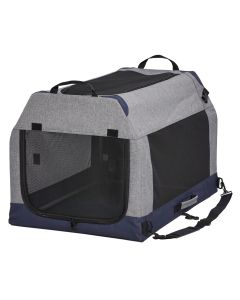 """Midwest Pet Products 30"""" Gray Canine Camper Tent Crate"""