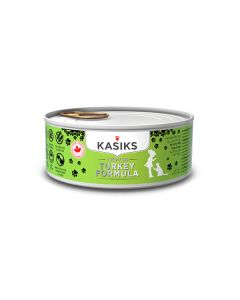 Kasiks Pet Food Cage-Free Turkey Formula 5.5oz