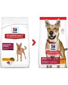 SD K9 ADULT 1-6 CHICKEN 35#