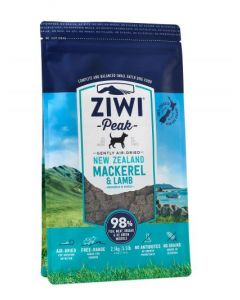 Ziwi Peak Air-Dried Mackerel & Lamb Dry Dog Food 2.2lb