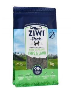 Ziwi Peak Air-Dried Tripe & Lamb Dry Dog Food 2.2lb