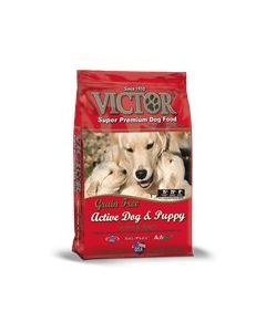 Victor Active Dog & Puppy Dry Dog Food 15lb