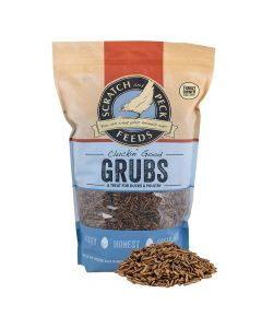 Scratch Cluckin' Good Grubs Tasty Treats for Chickens and Ducks 3.5lb