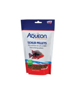 Aqueon Cichlid Pellets Medium 7.5oz