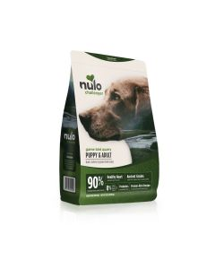 Nulo Challenger Puppy & Adult Duck, Turkey & Guinea Fowl Dog Food 11lb