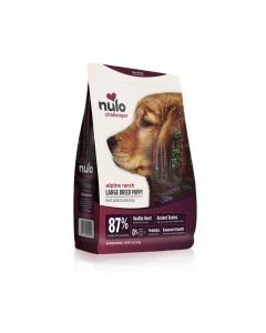 Nulo Challenger Large Breed Puppy Beef Lamb & Pork Dog Food 24lb
