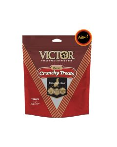Victor Crunchy Dog Treats with Lamb Meal 28oz