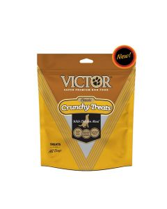 Victor Crunchy Dog Treats with Chicken Meal 28oz