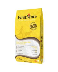 First Mate Cage Free Chicken Meal & Oats Formula Dry Dog Food 25lb