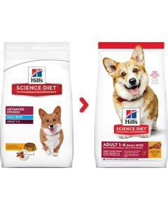 Science Diet Adult Small Bites Chicken Recipe Dry Dog Food 15lb