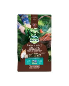 Oxbow Hamster and Gerbil Fortified Garden Select Food 1.5 lb
