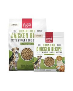Honest Kitchen Grain-Free Chicken Whole Food Clusters Dry Dog Food 20lb