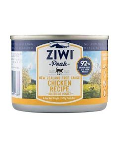 Ziwi Peak Canned Cat Food Chicken 6.5oz
