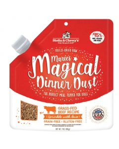 Stella and Chewys Marie's Magical Dinner Dust Grass-Fed Beef Recipe 7oz