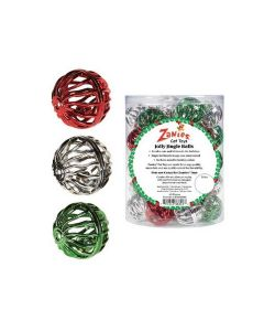 Zanies Jolly Jingle Balls Cat Toys