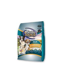 Nutrisource Chicken Rice Small Bites Dry Dog Food 5lb