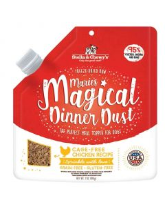 Stella and Chewys Marie's Magical Dinner Dust Cage-Free Chicken 7oz