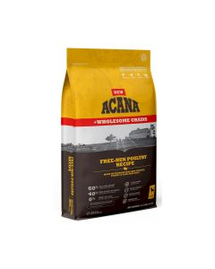 Acana Free Run Poultry Wholesome Grains Dry Dog Food 22lb