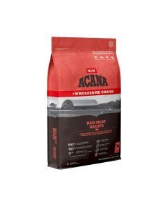 Acana Red Meat Wholesome Grains Dry Dog Food 22lb