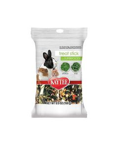 Kaytee Superfood Treat Stick Spinach Kale Small Animals 5.5oz