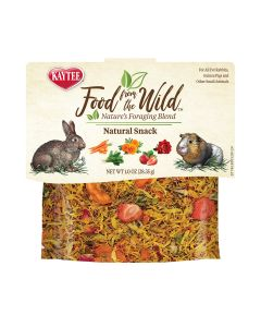 Kaytee Foraging Blend Rabbit Guinea Pig Food From The Wild Treat 1oz