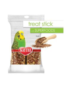 Kaytee Avian Flax Superfood Treat Stick 5.5oz
