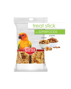 Kaytee Avian Almond & Walnut Superfood Treat Stick 5.5oz