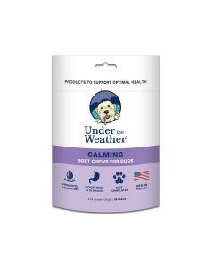 Under The Weather Calming Dog 60 Soft Chews
