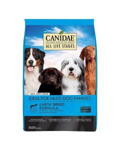 Canidae Turkey & Brown Rice Large Breed Dry Dog Food 4lb