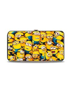 Buckle-Down Hinged Wallet Evil Minions