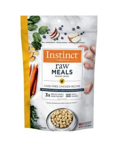 Nature's Variety Instinct Raw Freeze-Dried Grain Free Cage-Free Chicken Cat Food 9.5oz