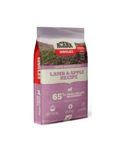 Acana Lamb Apple Sweet Potato Dry Dog Food 25lb