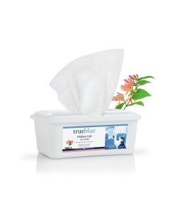 TrueBlue Fresh Fur Cat Wipes 100 Ct