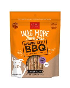 WAG MORE MEMPHIS BBQ JERKY TUR