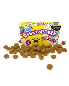 Spunky Pup Dogstoppers Cheese Flavor Dog Treats 5oz