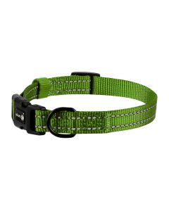 Alcott Wanderer Dog Collar Medium Green