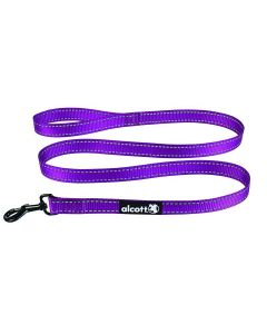 Alcott Wanderer Dog Leash Medium Purple