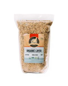 Scratch & Peck Feeds Naturally Free Layer 16%
