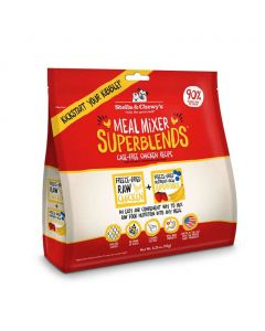 Stella and Chewys Cage-Free Chicken SuperBlends Dog Food 16oz