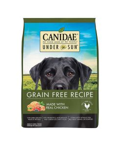 Canidae Grain Free Chicken Dry Dog Food 25lb