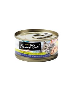 Fussie Cat Tuna with Threadfin Beam 3oz